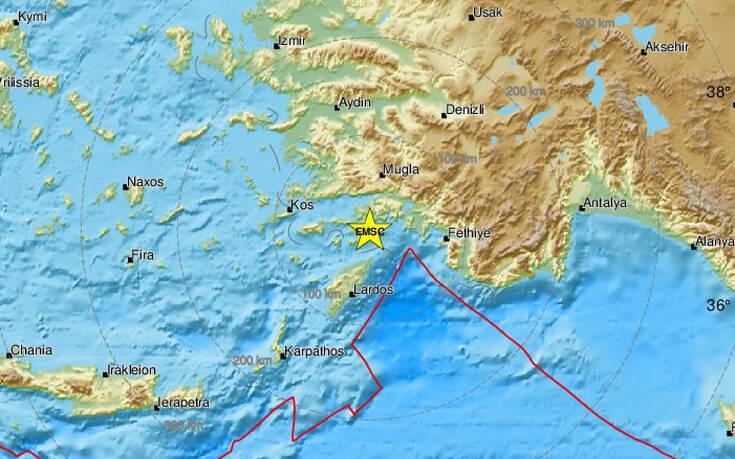 ΣΕΙΣΜΟΣ,ΡΟΔΟΣ, Νέος σεισμός τώρα στη Ρόδο, Eviathema.gr | ΕΥΒΟΙΑ ΝΕΑ - Νέα και ειδήσεις από όλη την Εύβοια