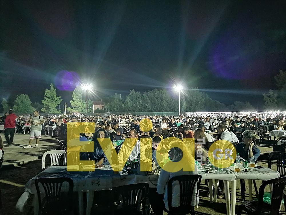 Καθενοί Ευβοίας: Πάνω από 2000 άτομα στο πανηγύρι, Καθενοί Ευβοίας: Πάνω από 2000 άτομα στο πανηγύρι της ομάδας το βράδυ του Σαββάτου [ΦΩΤΟΓΡΑΦΙΕΣ – ΒΙΝΤΕΟ], Eviathema.gr | Εύβοια Τοπ Νέα Ειδήσεις