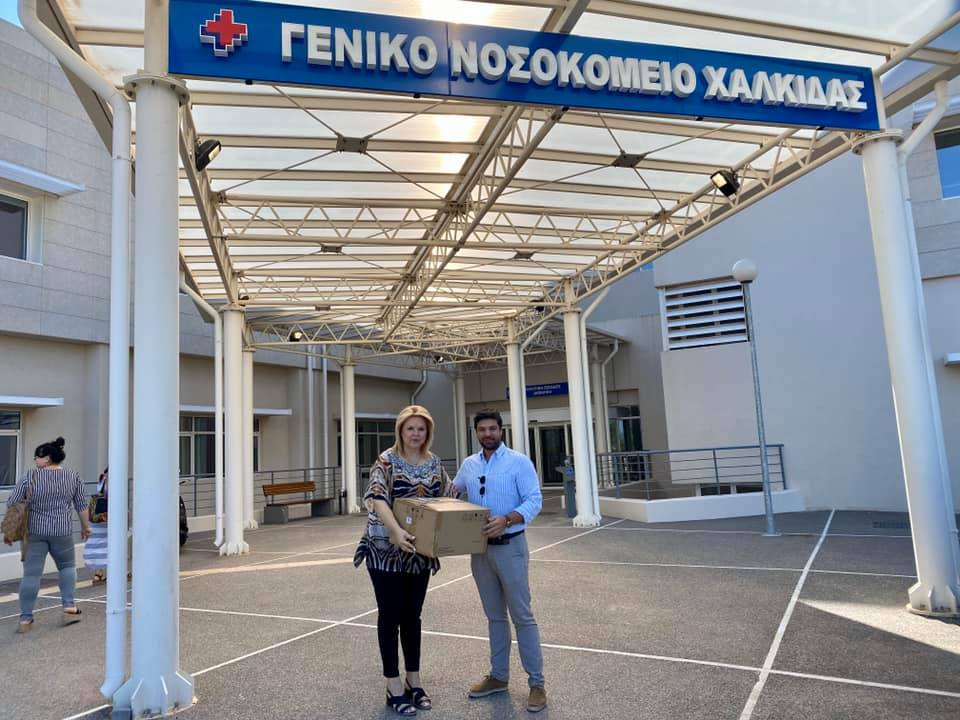 αγορά καρδιοτοκογράφου για το Νοσοκομείο Χαλκίδας, Έλενα Βάκα: Διάθεση της δημαρχιακής αποζημίωσης του Μαρτίου για αγορά καρδιοτοκογράφου για το Νοσοκομείο Χαλκίδας, Eviathema.gr | Εύβοια Τοπ Νέα Ειδήσεις