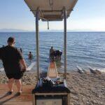 , Ροβιές Βόρειας Εύβοιας : Η ράμπα Α.Μ.Ε.Α. επανατοποθετήθηκε στην παραλία, Eviathema.gr | Εύβοια Τοπ Νέα Ειδήσεις
