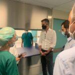 , Ο Κώστας Μπακογιάννης στο Νέο Νοσοκομείο Χαλκίδας, Eviathema.gr   Εύβοια Τοπ Νέα Ειδήσεις
