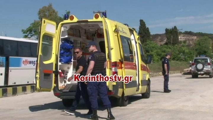 Θρίλερ στην Ποσειδωνία Κορίνθου, Θρίλερ στην Ποσειδωνία Κορίνθου: Βρέθηκε νεκρός άνδρας στη βυθιζόμενη γέφυρα, Eviathema.gr | Εύβοια Τοπ Νέα Ειδήσεις
