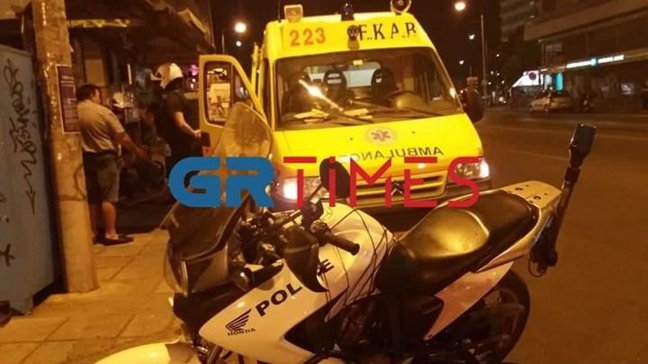Θεσσαλονίκη: Άνδρας βρέθηκε νεκρός, Θεσσαλονίκη: Άνδρας βρέθηκε νεκρός σε παγκάκι στάσης του ΟΑΣΘ – ΦΩΤΟΓΡΑΦΙΑ, Eviathema.gr | Εύβοια Τοπ Νέα Ειδήσεις