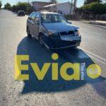 , Εύβοια: Τροχαίο ατύχημα το απόγευμα Τετάρτης στον περιφερειακό δρόμο της Ερέτριας [ΦΩΤΟΓΡΑΦΙΕΣ], Eviathema.gr | Εύβοια Τοπ Νέα Ειδήσεις