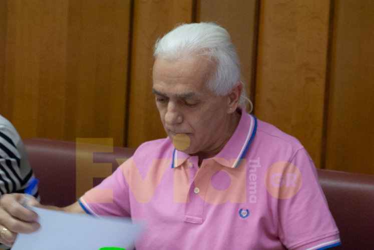 Πρόταση ψηφίσματος του Γιάννη Μαραγκού, Πρόταση ψηφίσματος του Γιάννη Μαραγκού για την αποχώρηση του Επιμελητηρίου Εύβοιας από το Ελληνοτουρκικό Επιμελητήριο [ΒΙΝΤΕΟ], Eviathema.gr | ΕΥΒΟΙΑ ΝΕΑ - Νέα και ειδήσεις από όλη την Εύβοια