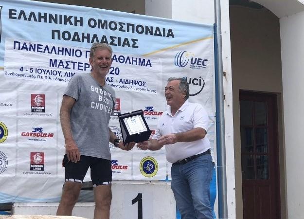 Σπύρος Πνευματικός στο Πανελλήνιο Πρωτάθλημα, Ο Σπύρος Πνευματικός στο Πανελλήνιο Πρωτάθλημα Ποδηλασίας στη Βόρεια Εύβοια, Eviathema.gr | ΕΥΒΟΙΑ ΝΕΑ - Νέα και ειδήσεις από όλη την Εύβοια