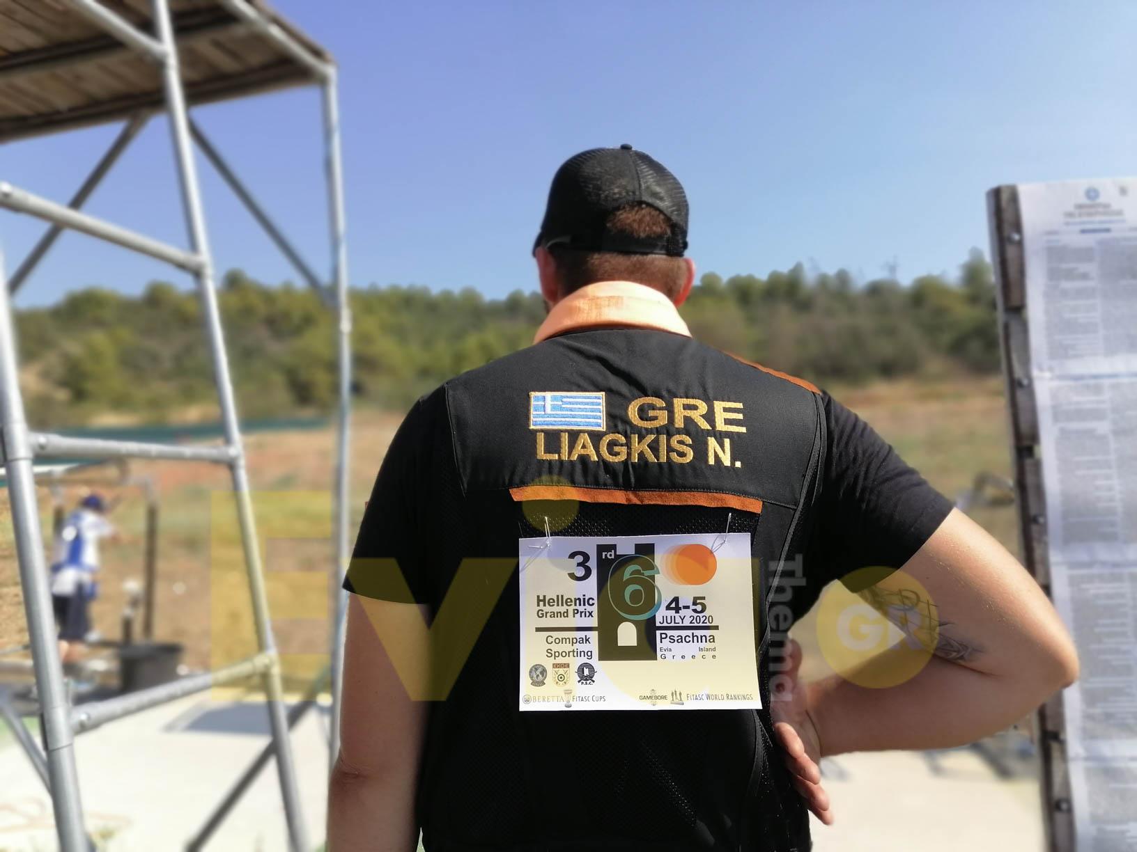 Ψαχνά Ευβοίας: Το eviathema.gr στο 3ο Grand Prix Σκοποβολής
