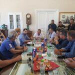 , Περιοδεία του Φάνη Σπανού στον Δήμο Καρύστου, Eviathema.gr | Εύβοια Τοπ Νέα Ειδήσεις