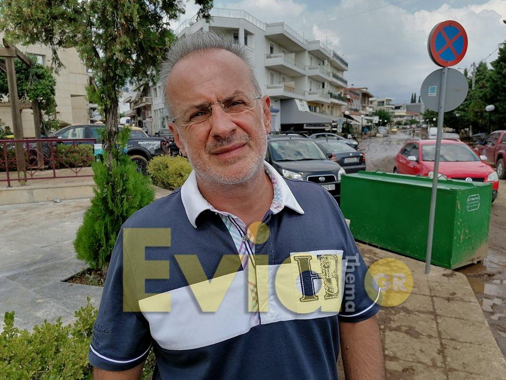Ο Θανάσης Ζεμπίλης για τις Θεομηνίες, Ο Θανάσης Ζεμπίλης για τις Θεομηνίες στην Εύβοια στο eviathema.gr [VIDEO], Eviathema.gr | Εύβοια Τοπ Νέα Ειδήσεις