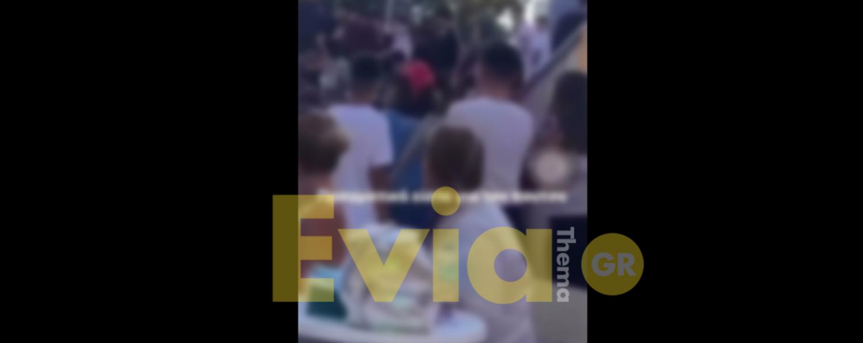 Άγρια ρατσιστική επίθεση σε 16χρονο νεαρό επειδή είναι μαύρος, ΣΟΚ στην Κηφισιά: Άγρια ρατσιστική επίθεση σε 16χρονο νεαρό επειδή είναι μαύρος το απόγευμα της Κυριακής [ΒΙΝΤΕΟ], Eviathema.gr | ΕΥΒΟΙΑ ΝΕΑ - Νέα και ειδήσεις από όλη την Εύβοια