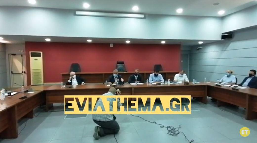 Ανακοινώσεις Βορίδη Σταϊκούρα Σπανού για μέτρα στήριξης αγροτών που επλήγησαν από τις καταστροφικές πλημμύρες της 9ης Αυγούστου, Ανακοινώσεις Βορίδη, Σταϊκούρα, Σπανού για τα μέτρα στήριξης αγροτών που επλήγησαν από τις καταστροφικές πλημμύρες της 9ης Αυγούστου [ΒΙΝΤΕΟ], Eviathema.gr | ΕΥΒΟΙΑ ΝΕΑ - Νέα και ειδήσεις από όλη την Εύβοια