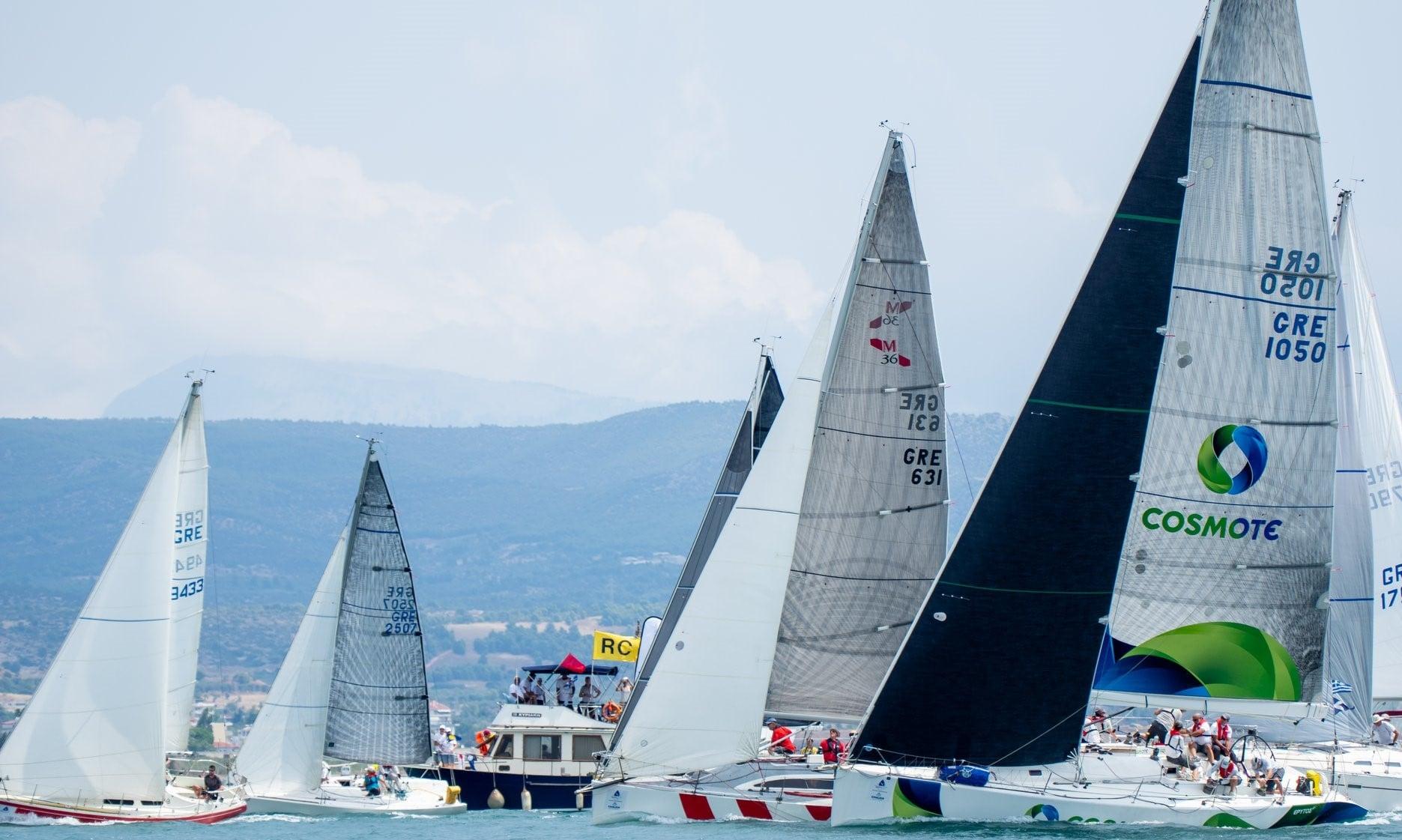 , Με μεγάλη επιτυχία το ξεκίνημα της Νήσος Εύβοια Regatta 2020 [ΦΩΤΟΓΡΑΦΙΕΣ], Eviathema.gr | ΕΥΒΟΙΑ ΝΕΑ - Νέα και ειδήσεις από όλη την Εύβοια