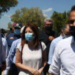 , Η Κωνσταντίνα Καραμπατσώλη Συνεργάτης του Υπουργού Ανάπτυξης στις πληγείσες περιοχές της Εύβοιας, Eviathema.gr | Εύβοια Τοπ Νέα Ειδήσεις