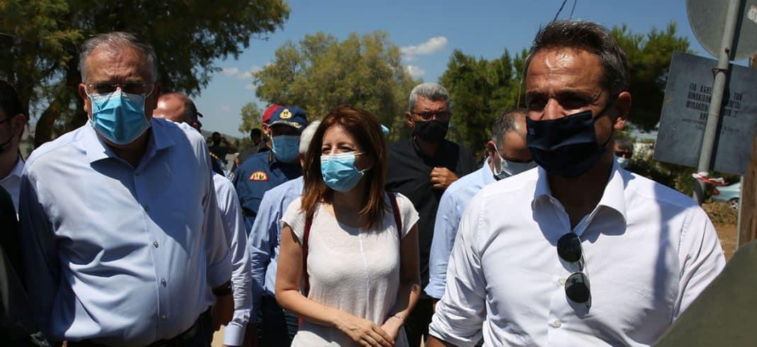 , Η Κωνσταντίνα Καραμπατσώλη Συνεργάτης του Υπουργού Ανάπτυξης στις πληγείσες περιοχές της Εύβοιας, Eviathema.gr | ΕΥΒΟΙΑ ΝΕΑ - Νέα και ειδήσεις από όλη την Εύβοια