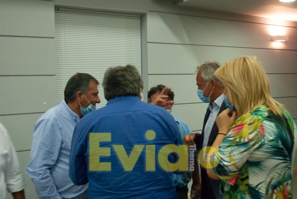 Ανακοινώσεις Βορίδη Σταϊκούρα Σπανού για μέτρα στήριξης αγροτών που επλήγησαν από τις καταστροφικές πλημμύρες της 9ης Αυγούστου
