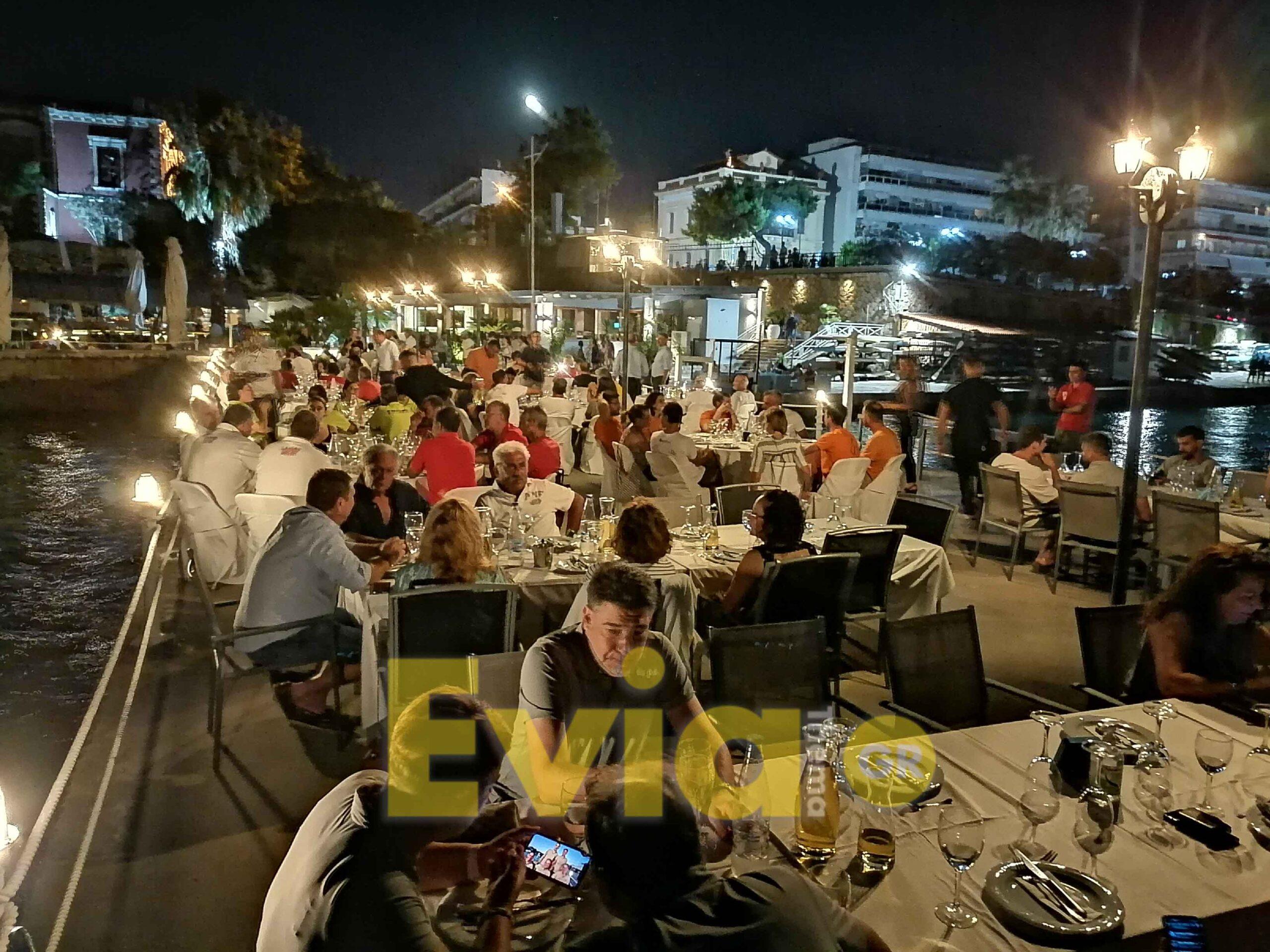 έναρξης της Νήσος Εύβοια - Regatta 2020, Πραγματοποιήθηκε η εκδήλωση έναρξης της Νήσος Εύβοια – Regatta 2020 [ΦΩΤΟΓΡΑΦΙΕΣ – ΒΙΝΤΕΟ], Eviathema.gr | Εύβοια Τοπ Νέα Ειδήσεις
