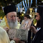 , Υποδοχή της Τιμίας Κάρας του Αγίου Ιωάννου Προδρόμου στη Χαλκίδα, Eviathema.gr | Εύβοια Τοπ Νέα Ειδήσεις