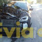 , Αλιβέρι Ευβοίας: Τροχαίο μεταξύ τριών ΙΧ στον Περιφερειακό το απόγευμα της Παρασκευής, Eviathema.gr | Εύβοια Τοπ Νέα Ειδήσεις
