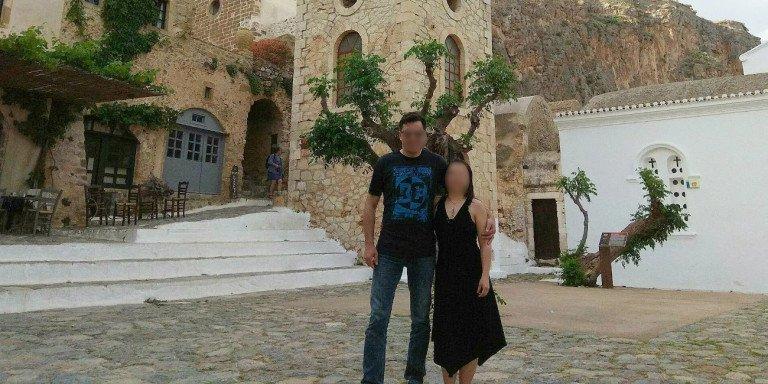 , Εύβοια: Ο Γιάννης και η Πόπη, το ζευγάρι που βρέθηκε νεκρό – Πριν από έναν χρόνο μόλις είχαν παντρευτεί, Eviathema.gr   Εύβοια Τοπ Νέα Ειδήσεις