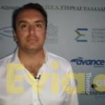 , Ο Γιάννης Κοντζιάς στο Αυθεντικό Μαραθώνιο Κολύμβησης στο Πευκί [ΔΗΛΩΣΕΙΣ], Eviathema.gr | Εύβοια Τοπ Νέα Ειδήσεις