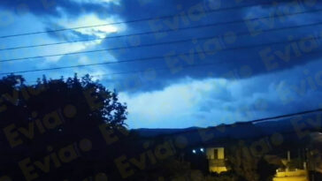 Απειλητικά πλησιάζει ο Κυκλώνας στην Εύβοια, Κακοκαιρία Ιανός: Τα πρώτα σημάδια του Κυκλώνα στην Εύβοια [ΒΙΝΤΕΟ], Eviathema.gr | ΕΥΒΟΙΑ ΝΕΑ - Νέα και ειδήσεις από όλη την Εύβοια