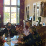 , Την Κάρυστο Ευβοίας επισκέφθηκε ο Σπύρος Πνευματικός, Eviathema.gr | Εύβοια Τοπ Νέα Ειδήσεις