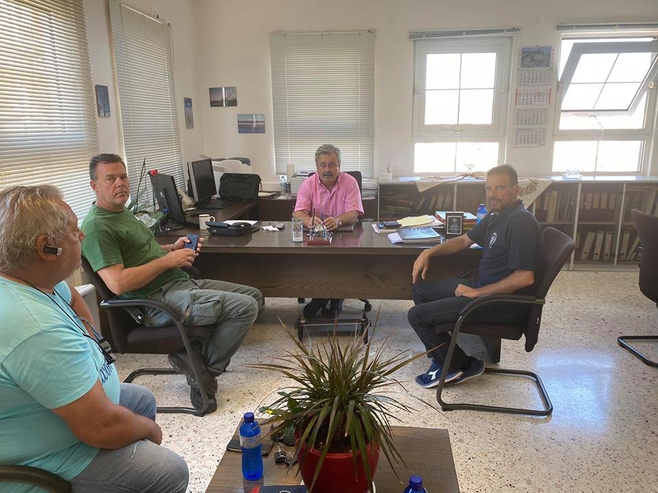 , Βράβευση του Διευθυντή του εργοστασίου ΑΗΣ/ΔΕΗ κ. Δημήτριο Κοτρογιάννη από τον Ναυτικό Όμιλο Αλιβερίου, Eviathema.gr | Εύβοια Τοπ Νέα Ειδήσεις