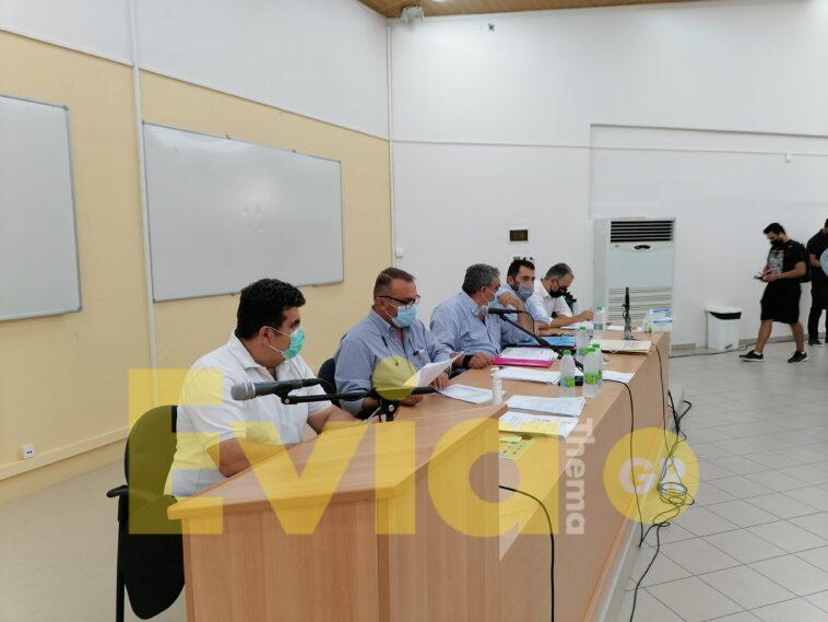 Διρφύων Μεσσαπίων δημοτικού συμβουλίου, Δήμος Διρφύων Μεσσαπίων: Ξεκίνησε η συνεδρίαση του Δημοτικού Συμβουλίου [ΦΩΤΟΓΡΑΦΙΕΣ], Eviathema.gr | ΕΥΒΟΙΑ ΝΕΑ - Νέα και ειδήσεις από όλη την Εύβοια