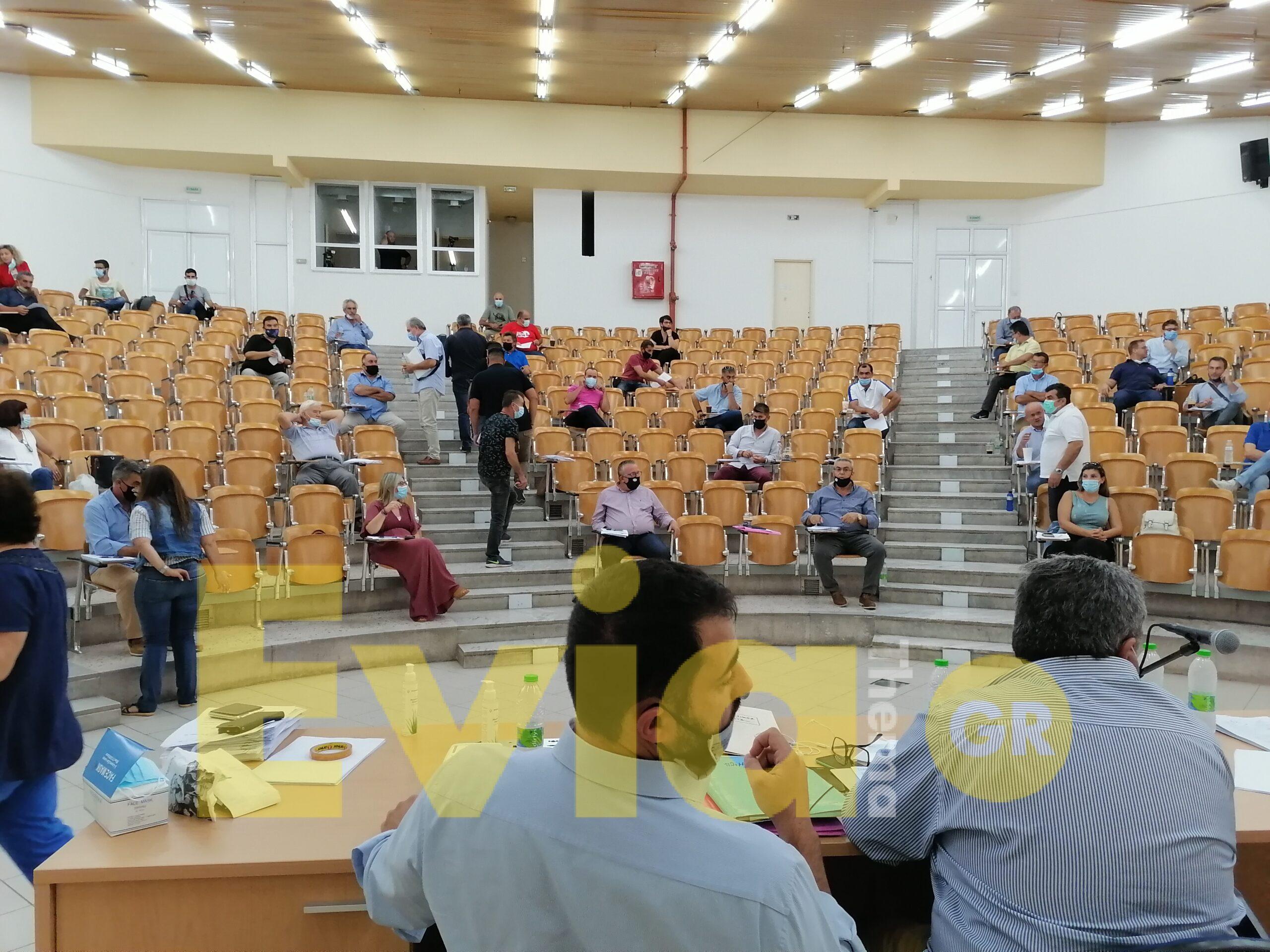 Διρφύων Μεσσαπίων δημοτικού συμβουλίου