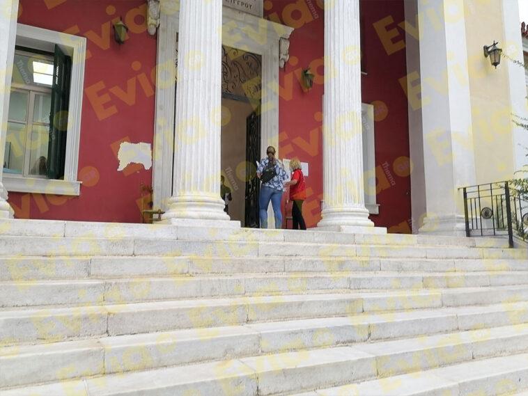 Θετικοί στον κορονοϊό διαγνώσθηκαν δύο δικηγόροι από την Χαλκίδα, Χαλκίδα Ευβοίας: Δύο δικηγόροι διαγνώσθηκαν με κορονοϊό, Eviathema.gr | ΕΥΒΟΙΑ ΝΕΑ - Νέα και ειδήσεις από όλη την Εύβοια