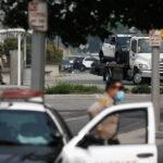 , Λος Άντζελες: Ανθρωποκυνηγητό για τη σύλληψη του δράστη που τραυμάτισε σοβαρά 2 αστυνομικούς, Eviathema.gr | Εύβοια Τοπ Νέα Ειδήσεις