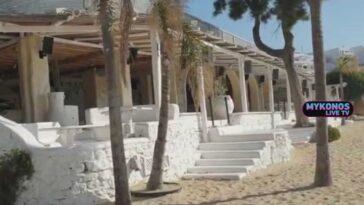 , Μύκονος: Οριστικό λουκέτο στο Nammos! Αγνώριστη η Ψαρρού για τα δεδομένα της εποχής (Βίντεο), Eviathema.gr   Εύβοια Τοπ Νέα Ειδήσεις