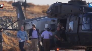 Kότερα Eλικόπτερα Παύλος Πολάκης