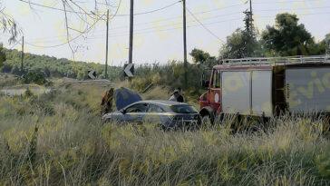 Ψαχνά Ευβοίας: Τροχαίο ατύχημα στον Κολοβρέχτη, Ψαχνά Ευβοίας: Τροχαίο ατύχημα στον Κολοβρέχτη -Έχασε τον έλεγχο και βγήκε εκτός οδοστρώματος  [ΦΩΤΟΓΡΑΦΙΑ], Eviathema.gr | ΕΥΒΟΙΑ ΝΕΑ - Νέα και ειδήσεις από όλη την Εύβοια