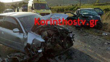 Θανατηφόρο τροχαίο Νεμέα αυτοκίνητα, Θανατηφόρο τροχαίο στη Νεμέα – Ένας νεκρός και οκτώ τραυματίες σε τροχαίο, Eviathema.gr | ΕΥΒΟΙΑ ΝΕΑ - Νέα και ειδήσεις από όλη την Εύβοια
