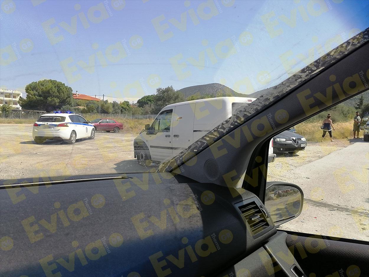 Νέα Αρτάκη Τροχαίο ατύχημα, Νέα Αρτάκη: Τροχαίο ατύχημα το μεσημέρι της Τρίτης [ΦΩΤΟΓΡΑΦΙΕΣ], Eviathema.gr   Εύβοια Τοπ Νέα Ειδήσεις