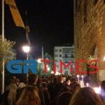 , Θεσσαλονίκη: Πατείς με πατώ στον Άγιο Δημήτριο για το προσκύνημα – Βίντεο, Eviathema.gr | Εύβοια Τοπ Νέα Ειδήσεις