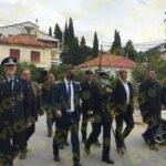 , Ο Ανδρέας Τοούλιας στα Λουτρά Αιδηψού για τον εορτασμό της 28η Οκτωβρίου, Eviathema.gr | Εύβοια Τοπ Νέα Ειδήσεις