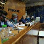 , Επιμελητήριο Εύβοιας: Ξεκίνησε η συνεδρίαση του Διοικητικού Συμβουλίου [ΦΩΤΟΓΡΑΦΙΕΣ], Eviathema.gr | Εύβοια Τοπ Νέα Ειδήσεις
