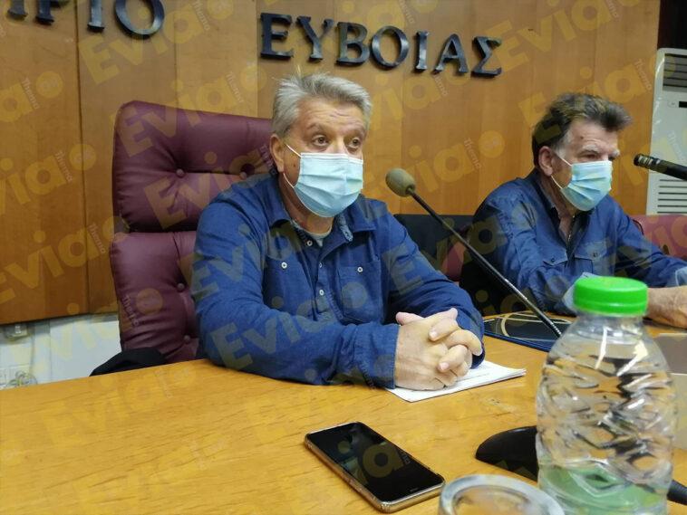 ο Πρόεδρος του Επιμελητηρίου Ευβοίας Ιωάννης Γεροντίτης, Μήνυμα του Προέδρου Επιμελητηρίου Ευβοίας σχετικά με την επαναλειτουργία των καταστημάτων, Eviathema.gr | Εύβοια Τοπ Νέα Ειδήσεις