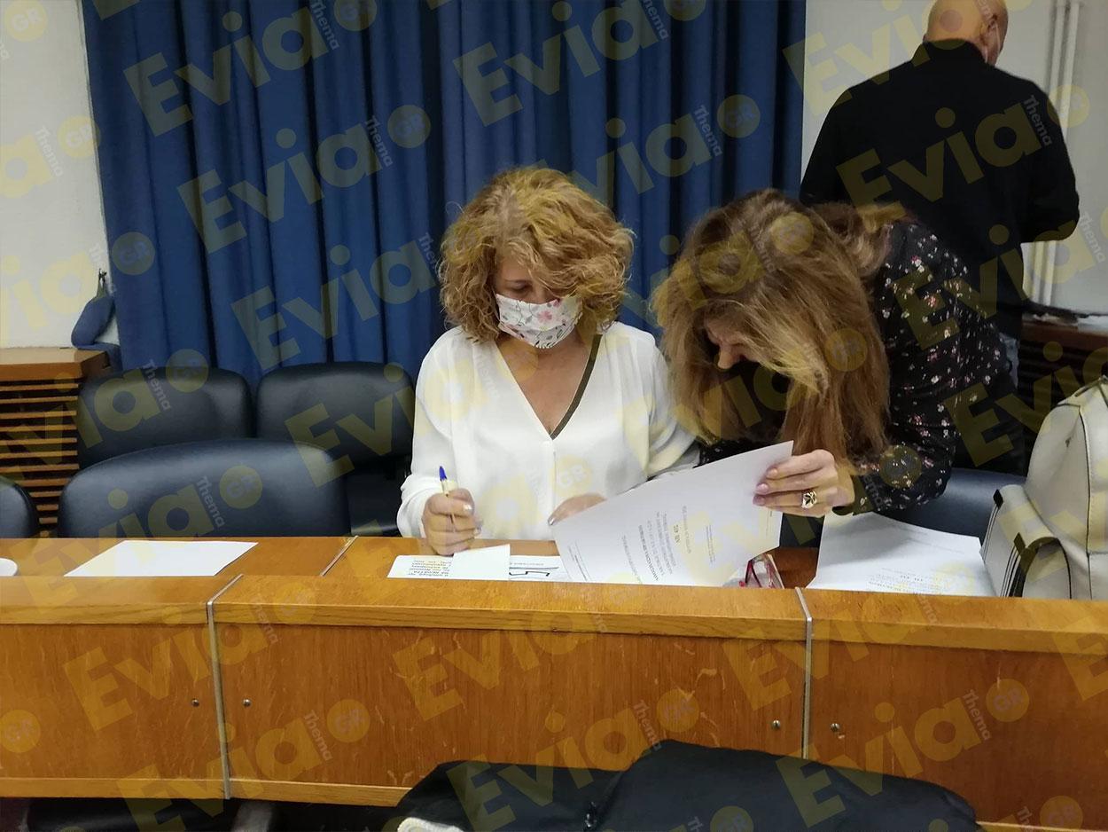 συνεδρίαση Διοικητικού Συμβουλίου Επιμελητηρίου, Επιμελητήριο Εύβοιας: Ξεκίνησε η συνεδρίαση του Διοικητικού Συμβουλίου [ΦΩΤΟΓΡΑΦΙΕΣ], Eviathema.gr | Εύβοια Τοπ Νέα Ειδήσεις