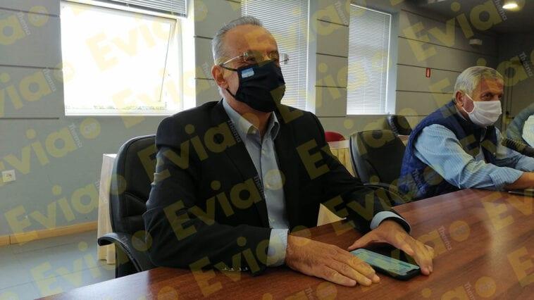Θανάσης Ζεμπίλης Βουλευτής Ευβοίας