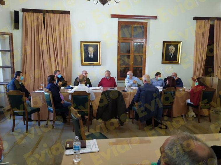 συνεδρίαση Διοικητικού Συμβουλίου Ινστιτούτου, Κύμη: Ξεκίνησε η Συνεδρίαση του Διοικητικού του Ινστιτούτου Παπανικολάου, Eviathema.gr | Εύβοια Τοπ Νέα Ειδήσεις