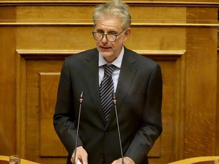 νομοσχέδιο για τη ρύθμιση οφειλών, Ο Σπύρος Πνευματικός στη Βουλή για την πρόταση δυσπιστίας στον Υπουργό Οικονομικών, Eviathema.gr | Εύβοια Τοπ Νέα Ειδήσεις