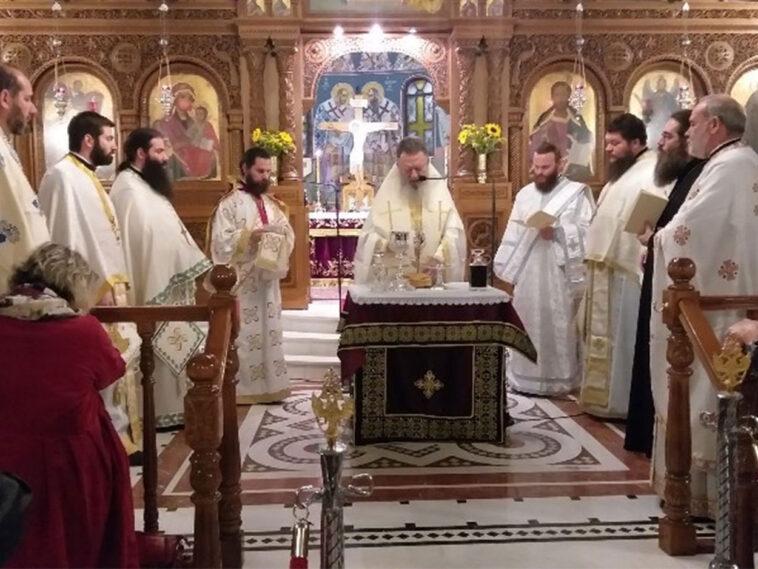 Ιερό Ναό Αγίου Δημητρίου, ΚΗ' Δημήτρια Χαλκίδος: Με αγρυπνία και την αρχαιπρεπής θεία λειτουργία εορτάσθηκε η μνήμη του Αγίου Ιακώβου, Eviathema.gr | Εύβοια Τοπ Νέα Ειδήσεις
