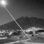Μετεωρίτης Μοντερέι Μεξικό