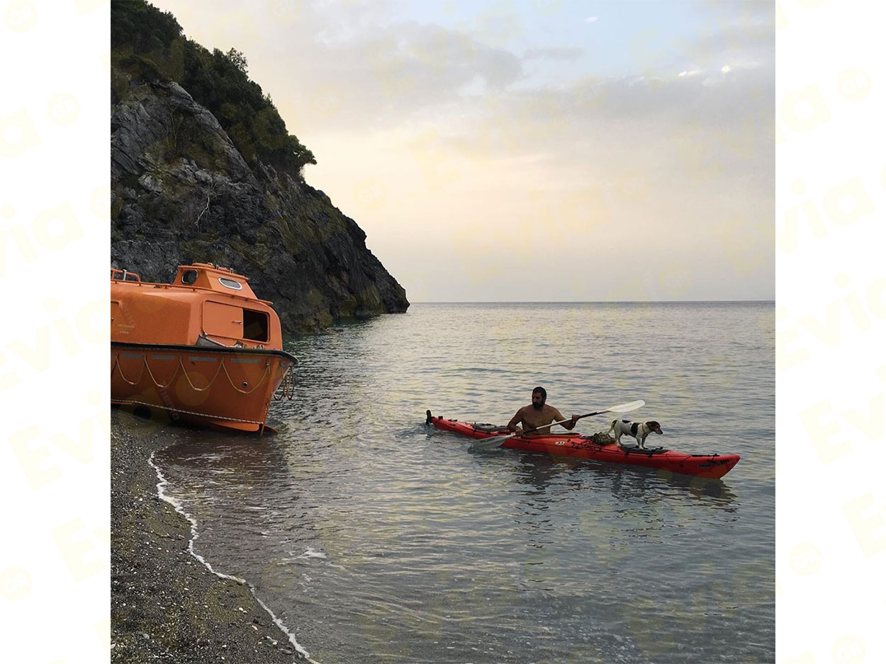 "Triangle of Sadness Παραλία Χιλιαδού, Η ταινία υπερπαραγωγή ""Triangle of Sadness"" του Ruben Östlund στην Παραλία Χιλιαδού [ΦΩΤΟΓΡΑΦΙΕΣ], Eviathema.gr | ΕΥΒΟΙΑ ΝΕΑ - Νέα και ειδήσεις από όλη την Εύβοια"