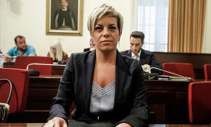 """Γενική γραμματεία αντιεγκληματικής Σοφία Νικολάου, Σοφία Νικολάου: """"Η ώρα των μεγάλων αλλαγών στη σωφρονιστική νομοθεσία έφτασε"""", Eviathema.gr   Εύβοια Τοπ Νέα Ειδήσεις"""