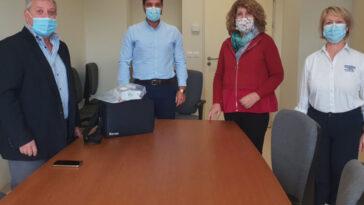 ενός αναπνευστήρα στο Γενικό Νοσοκομείο Χαλκίδας, Δωρεά ενός αναπνευστήρα πραγματοποίησε το Επιμελητήριο Εύβοιας στο Γενικό Νοσοκομείο Χαλκίδας, Eviathema.gr | Εύβοια Τοπ Νέα Ειδήσεις