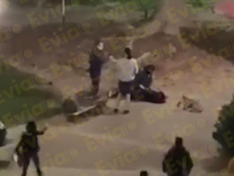 Καρδίτσα Νέα Επίθεση αστυνομικών στο πάρκο